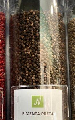 Pimenta Preta em Grãos a Granel  (50g)