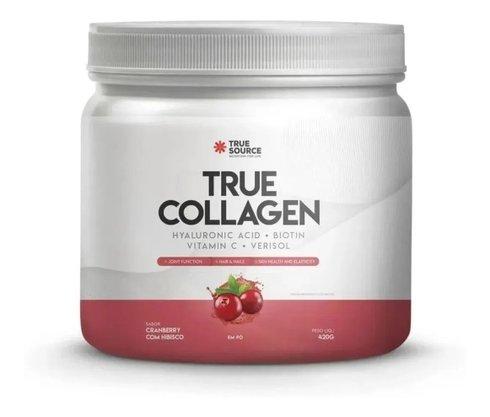 Proteina True Collagen Cranberry 420g True Source