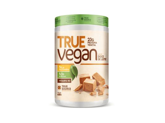 Proteina True Vegan Doce de Leite 418g True