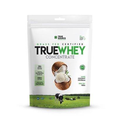 Proteína True Whey Concentrada Coconut 900g