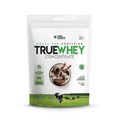 Proteína True Whey Concentrada Cookies Milk 900g