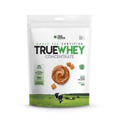 Proteína True Whey Concentrada Doce de Leite 900g