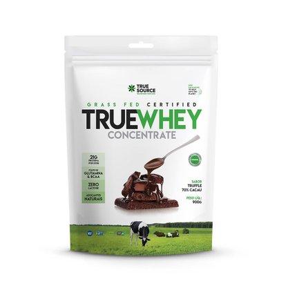 Proteína True Whey Concentrado Chocolate 900g