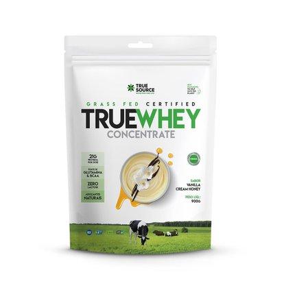Proteina True Whey Concentrado Vanilla 900g