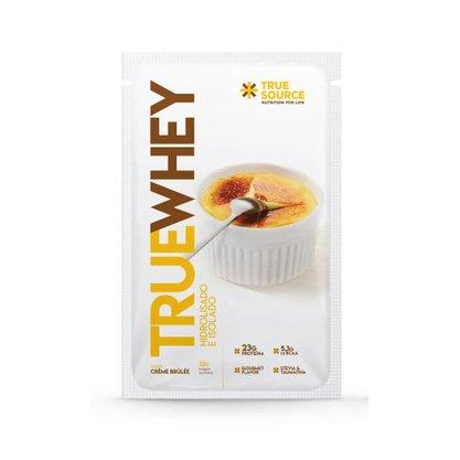 Proteína True Whey Vanilla Creme Brulle 32g Sachê True Sourc