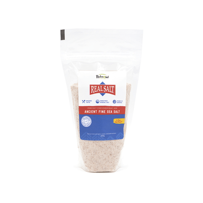 Sal Integral Real Salt Cristais Finos Refil 250g