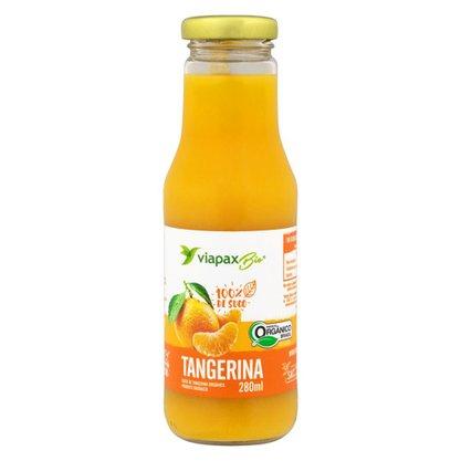 Suco de Tangerina Orgânico 280ml Viapax Bio