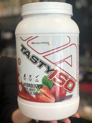 Tasty Iso Strawberry 2lbs Adaptogen
