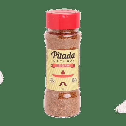 Tempero Pitada  Mexicano 50g Pitada Natural