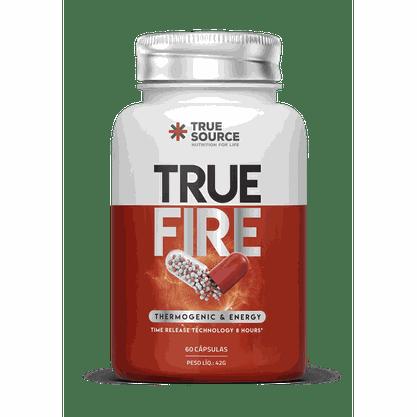 Termogênico True Fire 60 Cápsulas True Source