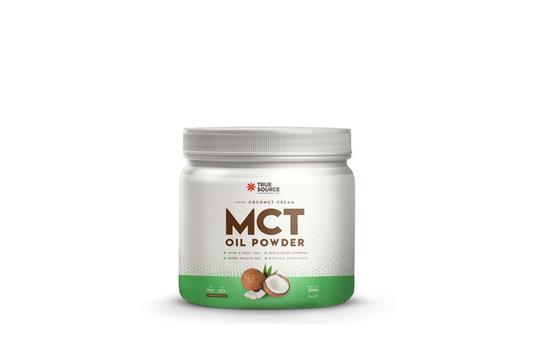 True Mct Oil Powder Coconut Cream 300g True Source