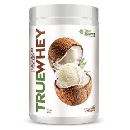 Whey  Protein True Coconut Ice Crean 418g