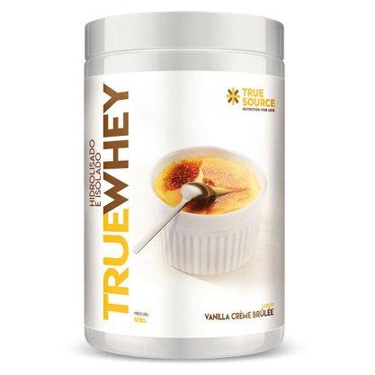 True Whey Vanilla Creme Brulle 418g - Truewhey Source