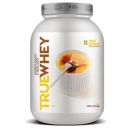 Whey Protein True Vanilla Creme Brulle 837g
