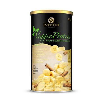 Veggie banana com canela lata 462g/14ds Essential