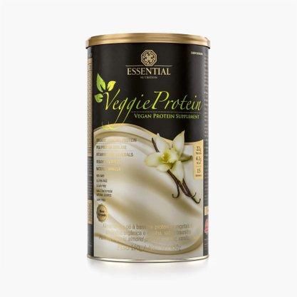 Veggie vanilla novo lata 450g/15ds