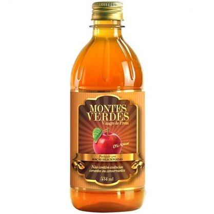 Vinagre de maça 530 ml Montes Verdes
