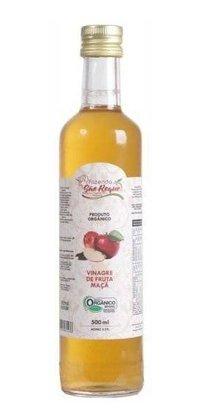 Vinagre de maça orgânico 500ml Fazenda São Roque