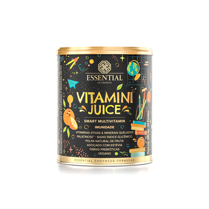 Vitamini Juice Laranja 280g Essential