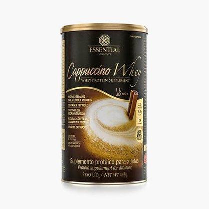 Suplemento Whey Protein Cappucicino Essential