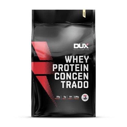 Whey Protein Concentrado Baunilha 1800g DUX