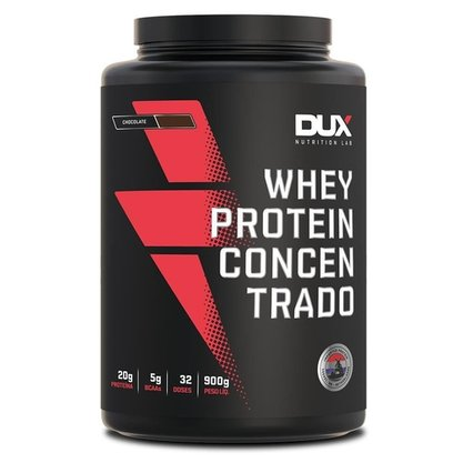 Whey Protein Concentrado Cookies 900g Dux