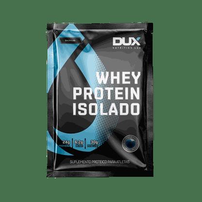 Whey Protein Isolado Sabor Chocolate 30g Dux