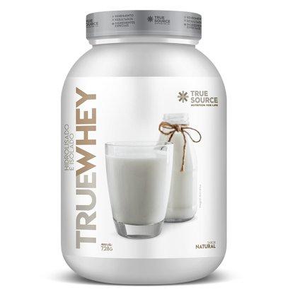 Whey Protein Sabor Natural 728g True Source