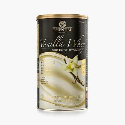 Suplemento Whey Protein Vanilla Essential