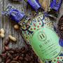 Paçoca de Amendoim com Cobertura de Chocolate Haoma