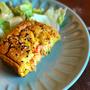 Torta de Frango com Legumes Grãos do Sol
